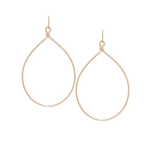 RONDA - Gold Filled Earrings