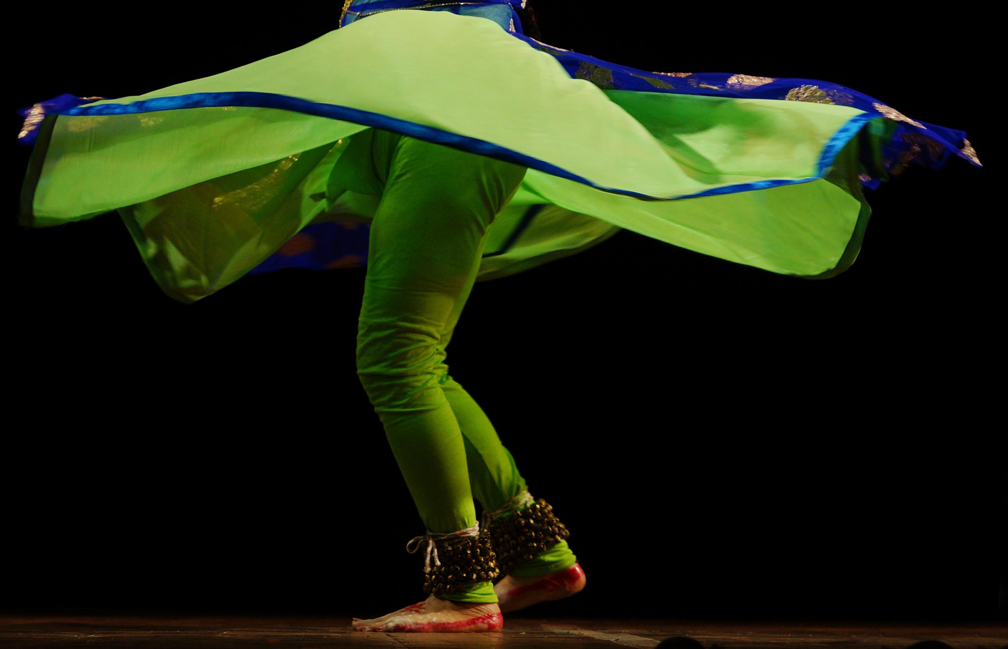 Kathak - indischer Tanz - Level 1