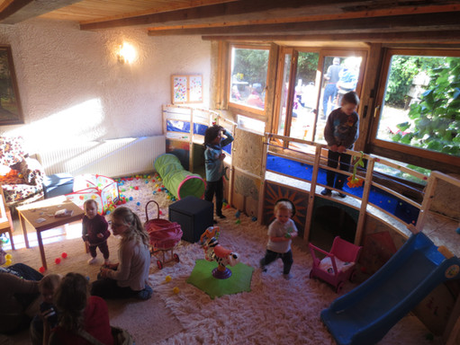 Indoor-Spielplatz 3