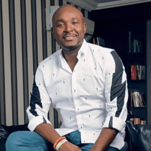 Nigerian politician, entrepreneur and philanthropist Akin Alabi
