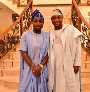 CAN THIS BE REALLY TRUE? Davido's Dad