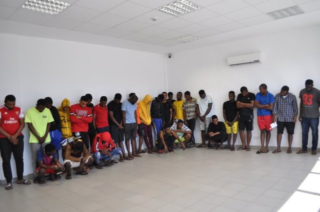 Operatives of the EFCC, has arrested 29