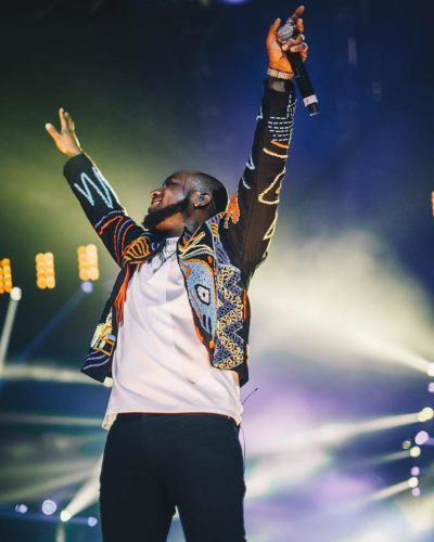 Davido Makes Special Appearance For COZA Church Promotional Video, Nigerians React