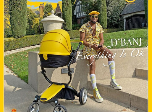 [Download Mp3] D'Banj – Everything Is Ok