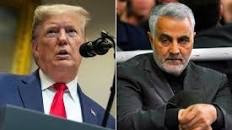 Trump defends Soleimani airstrike, says Iran was 'looking to blow up our embassy