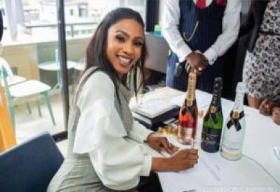 Mercy Didn't Sign Any Ambassadorship Deal With Moet