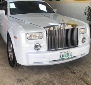 Kogi 2019: Traditional ruler receives white Rolls