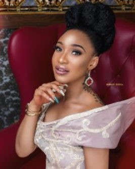 Tonto Dike has seemingly swiped aim at ladies who tag themselves 'Slay Queens'.
