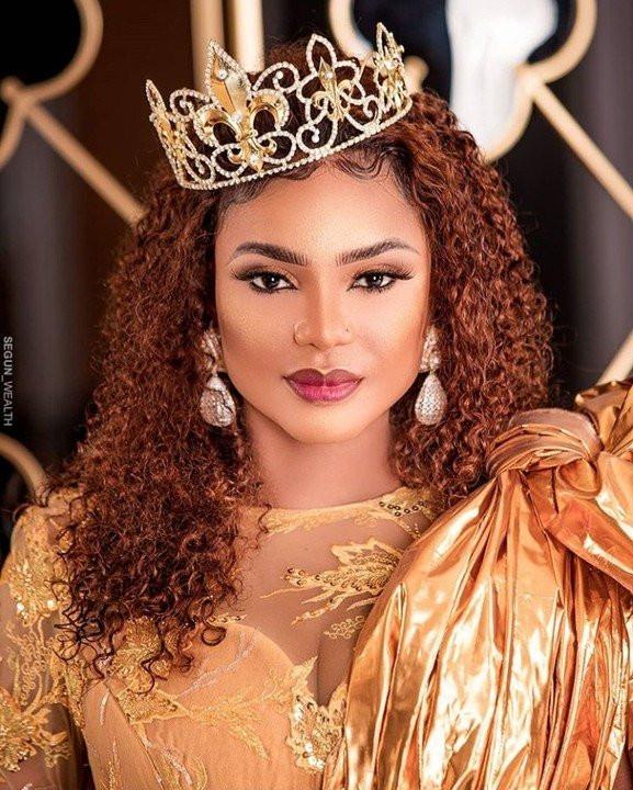 Nigerian actress, Iyabo Ojo has