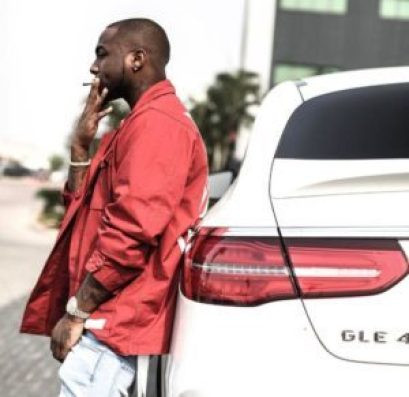 UP TO SOMETHING!!! Davido Announces Collaboration With Vector