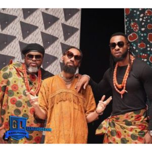 """Phyno – """"Vibe"""" ft. Flavour Mp4 download"""