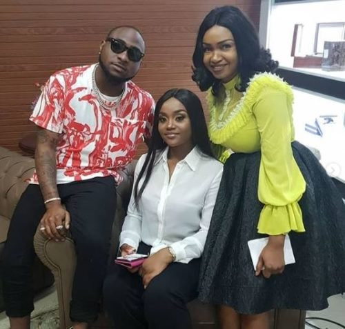 The Lady In The Davido's COZA Video Finally Apologizes To Davido – Says The Video Was A Mistake