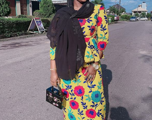 I prefer dating married men than single guys – Actress Mariam Odunola
