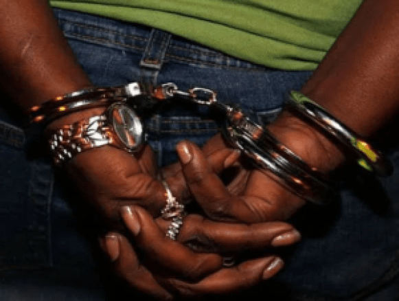 Nigerian lady, Jumoke Ayedun arrested for duping an elderly woman in U.S.