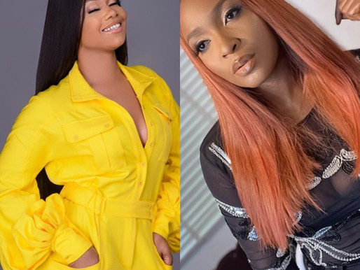 """[Quickly Read] """"You have the platform, you have the fans""""- Blessing Okoro tells Tacha to focus on gr"""
