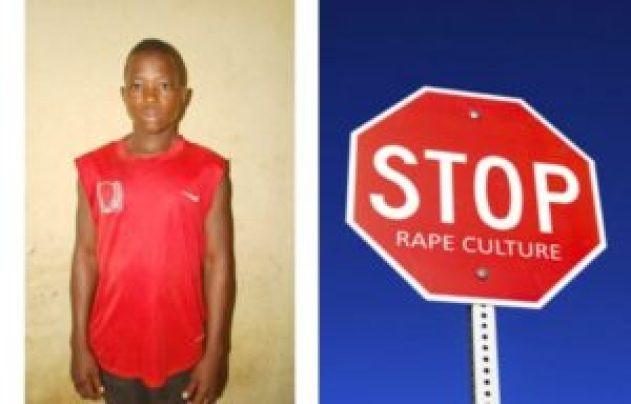 I Rape Little Children To Ease Tension