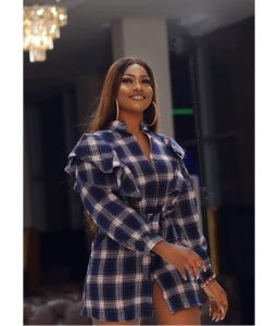 Blogger, Blessing Okoro has insulted