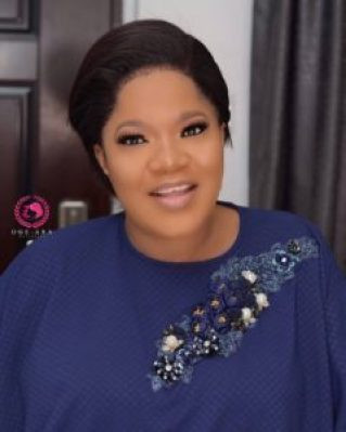 Actress, Toyin Abraham