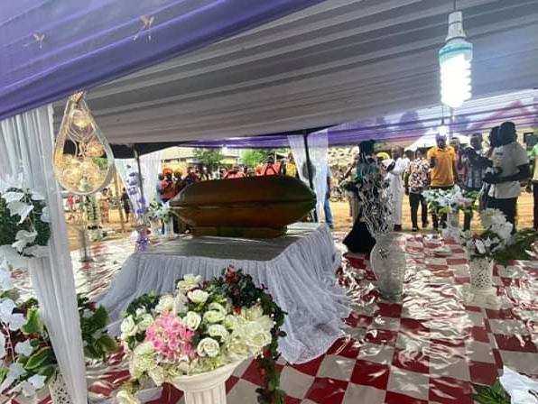 Actress/evangelist Helen Ukpabio buried