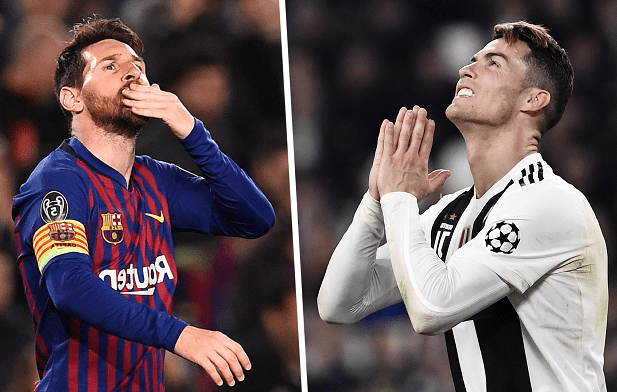 Popular footballer Lionel Messi has