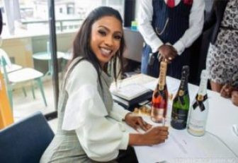 #BBNaija: All you Need To Know About Mercy's Moët