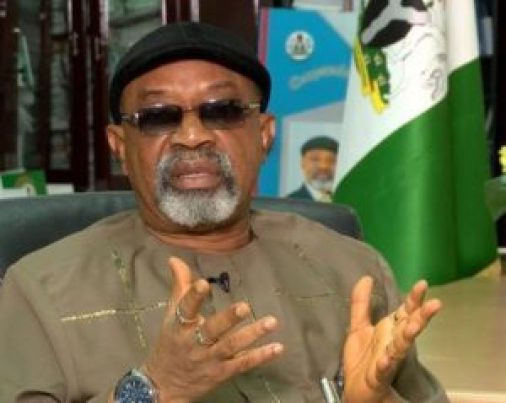 Ngige Speaks On The High Rate Of Unemployment