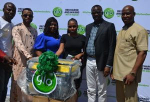 Glo prize giving day