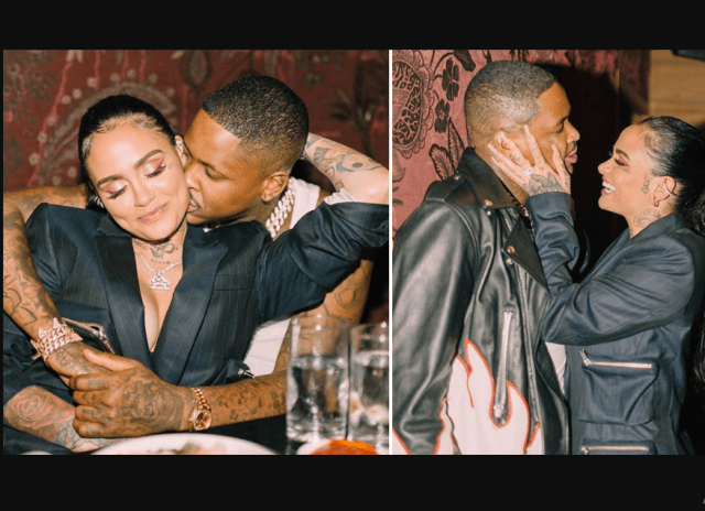 """I'm single and focused"" - Singer Kehlani confirms splits from YG after just 3-months of dating"