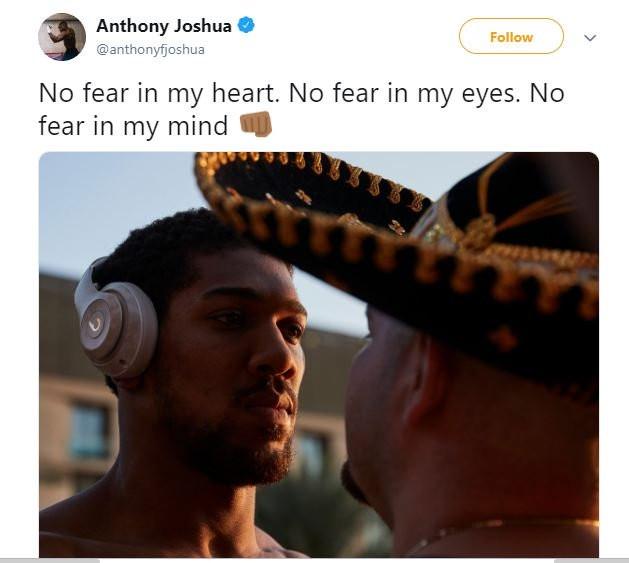 Nigerian born-British boxer