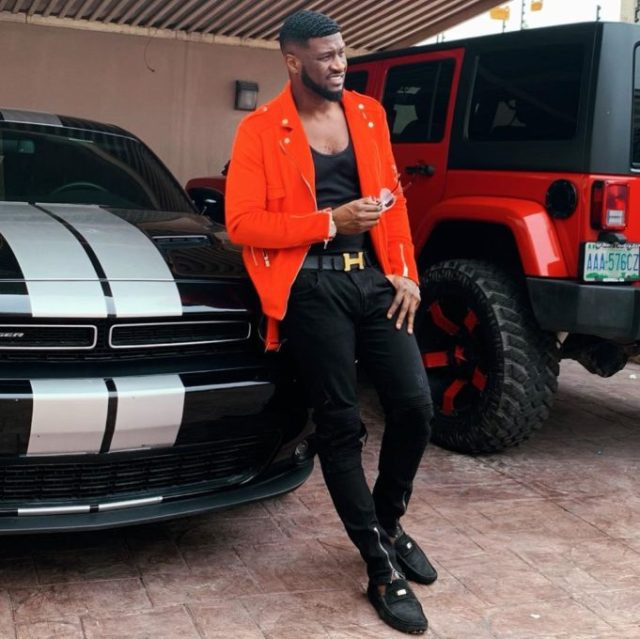 Peter Okoye advises his fans to drop the popular vision 2020 statement & embrace mission 2020