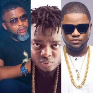 Larry gaga Ft Skales and Yung L – Trust Nobody Mp3 Download