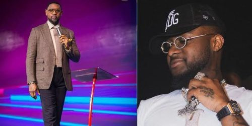 Davido Declares Possible War On Pastor Fatoyinbo & COZA After Being 'Scammed' By The Church