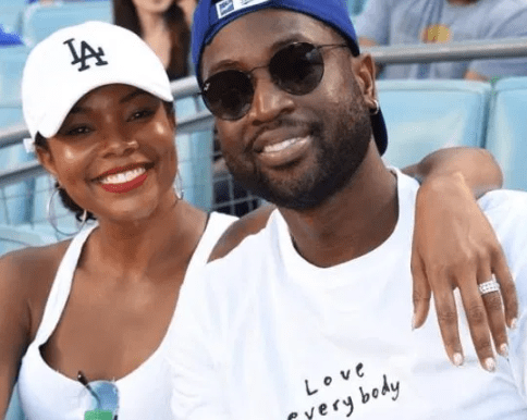 Gabrielle Union's Uber driver takes a poop at her house on New Year's Eve