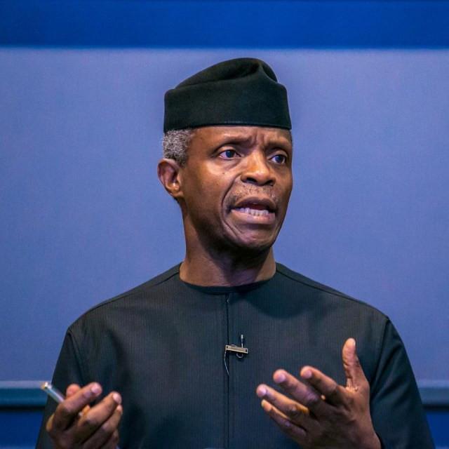 Nigeria has not made progress in eradicating poverty - Osinbajo
