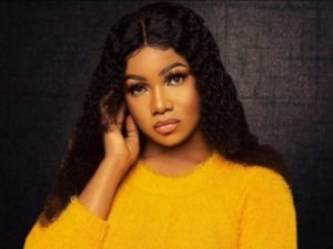 Tacha Removes Davido's Tattoo From Her