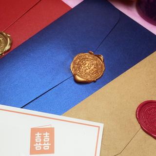 Sealing Wax Stamp Set