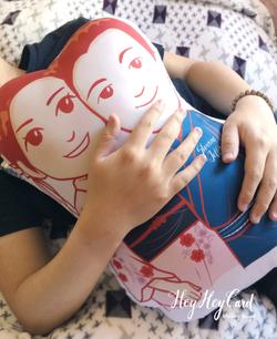 HeyHey Pillow