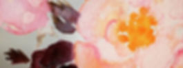 Hand-drawing watercolor flowers ❤️ HeyHe