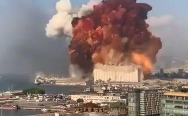 Incidente Beirut Seveso Incidenti rilevanti