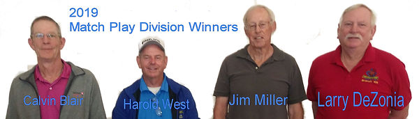 Match Play division Winers  2019   tm.jp