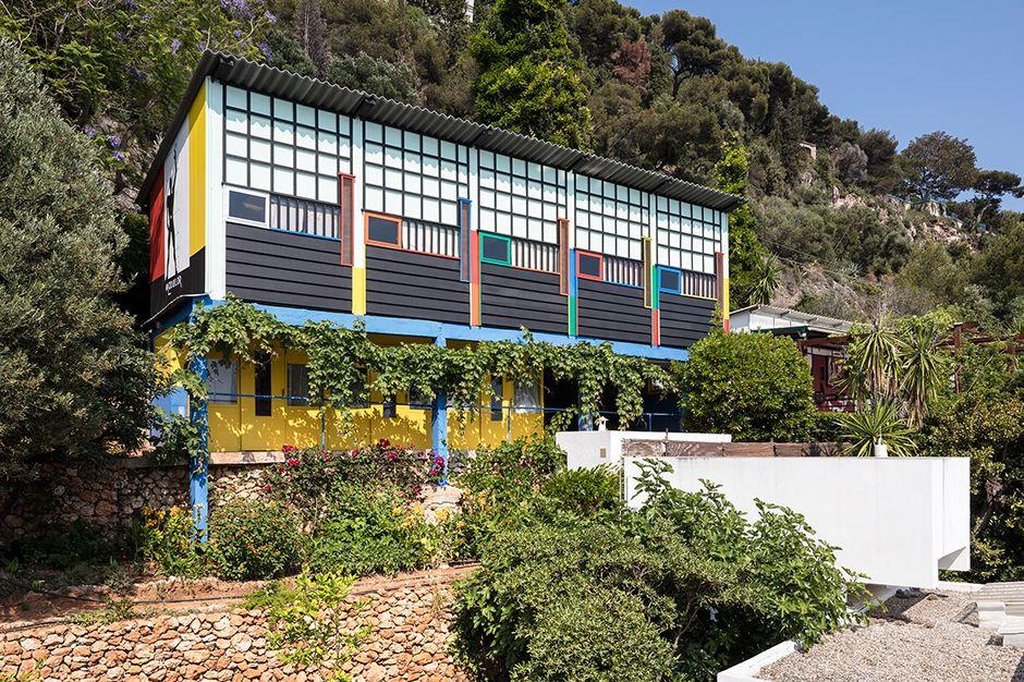 Les unités de camping du Corbusier, Roquebrune-Cap-Martin (06)