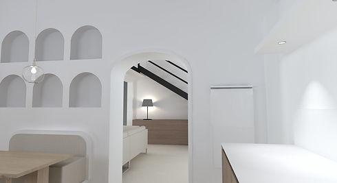 Athilie - rénovation - Maison Vence