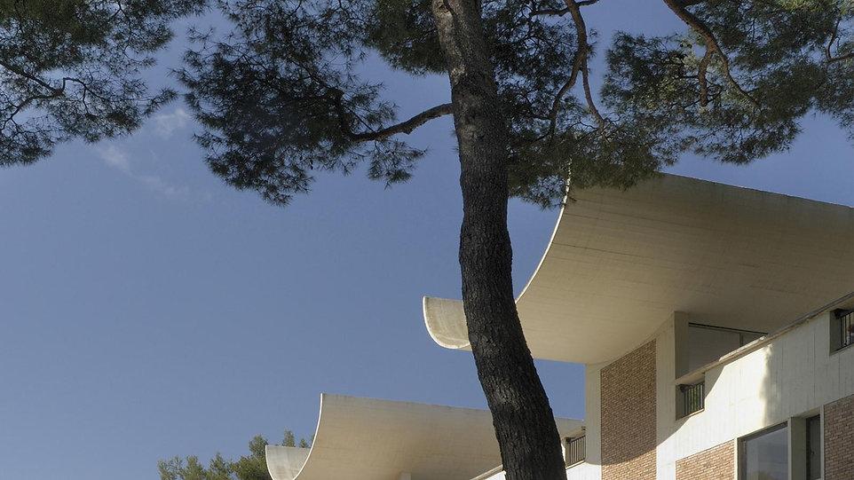 La Fondation Maeght de l'architecte Joseph Lluis Sert