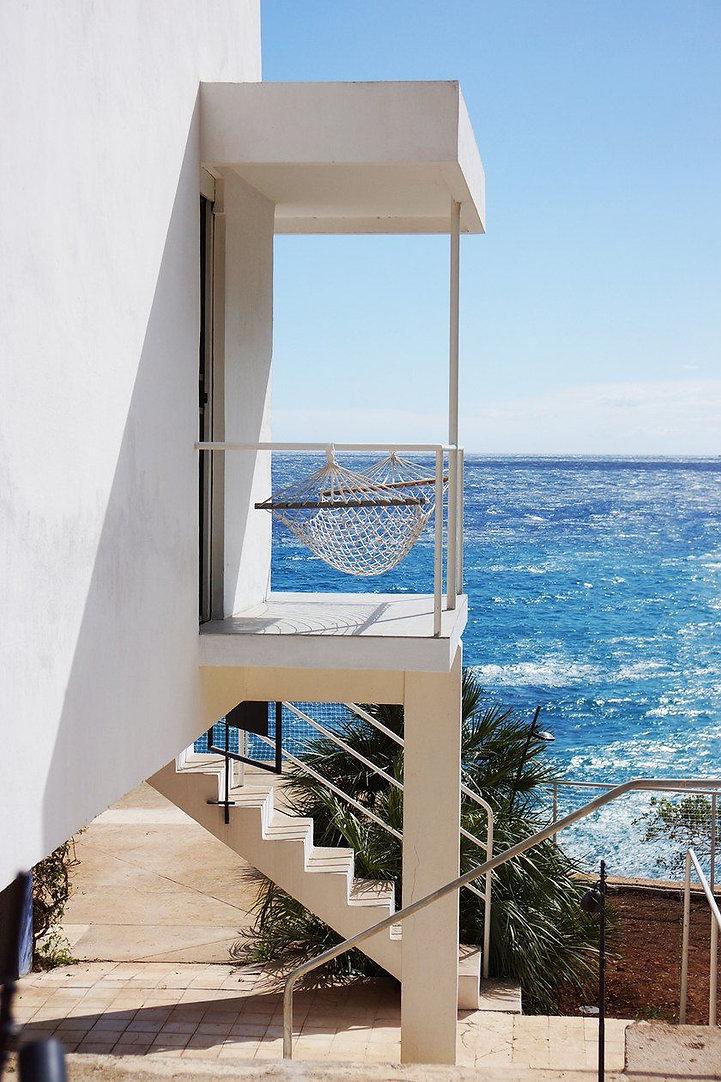 La villa E-1027 d'Eileen Gray et Jean Badovici, Roquebrune-Cap-Martin (06)