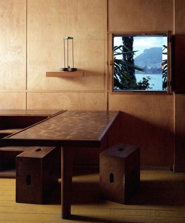 Le cabanon du Corbusier, Roquebrune-Cap-Martin (06)