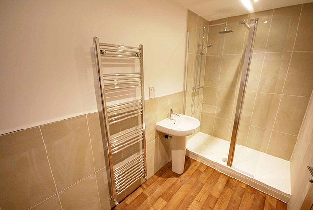 amazing bedroom ensuite with half tiled bathroom & Half Tiled Bathroom. Best Free Picturesque Subway Tile Wainscoting ...