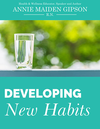 Developing New Habits