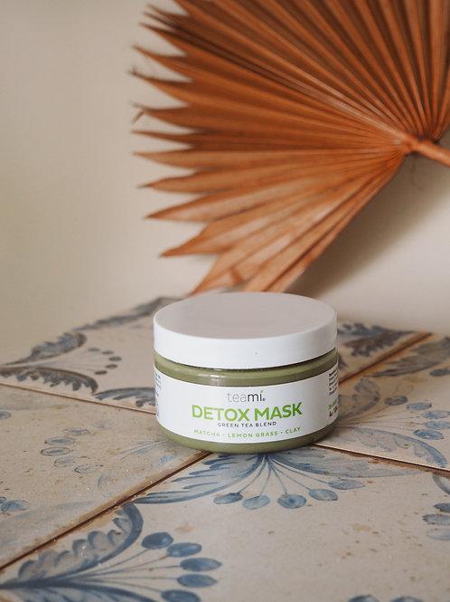 GREEN TEA DETOX MASK