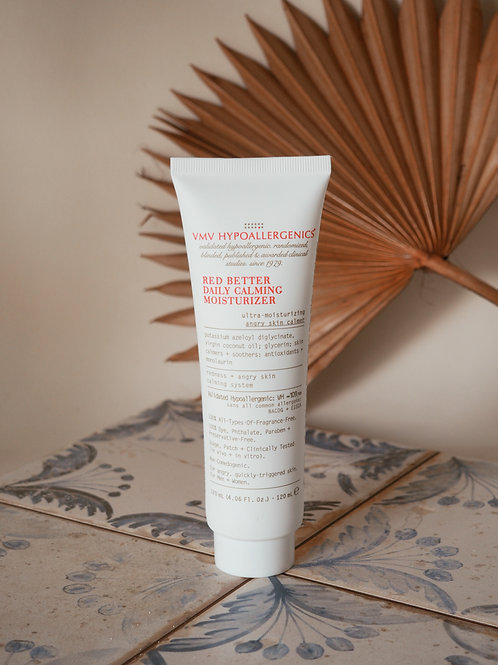 RED BETTER DAILY CALMING MOISTURIZER