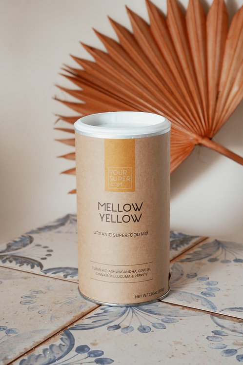 MELLOW YELLOW SUPERFOOD